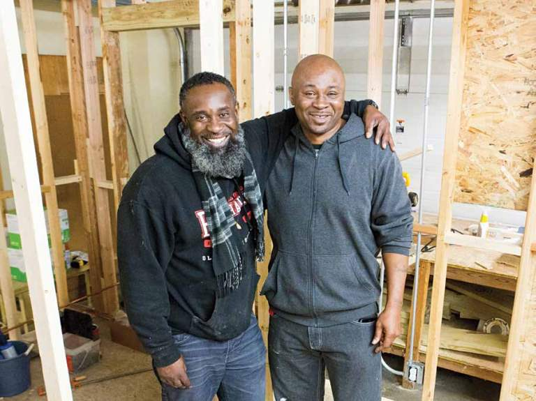 Advanced Construction Skills Training for Ex-Offenders - We Raise